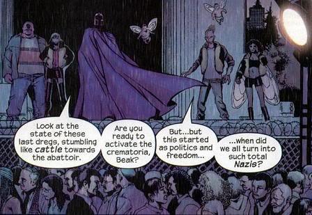 MagnetoNazi