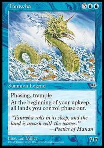 Taniwha, Magic the Gathering